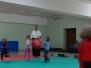 Przedszkolaki ćwiczą aikido